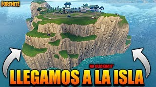HOW TO GET TO THE SECRET ISLAND OF FORTNITE !! (SPAWN ISLAND) **NO CLICKBAIT** 🔥DollarGames🔥