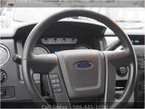 2011 Ford F 150 Used Cars Roseville Mi Youtube