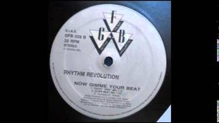 Rhythm revolution-now gimme your beat (tekno nrg mix)