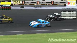 Fall season Oval B series 2015 iFRN - Round 4 : Kansas - part1
