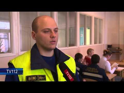 Архангельские спасатели изучают язык жестов