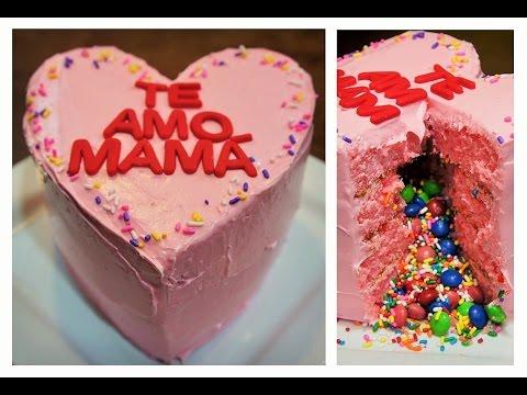 Decoraci n con fondant pastel de la sirenita little m - Decoracion dia de la madre ...