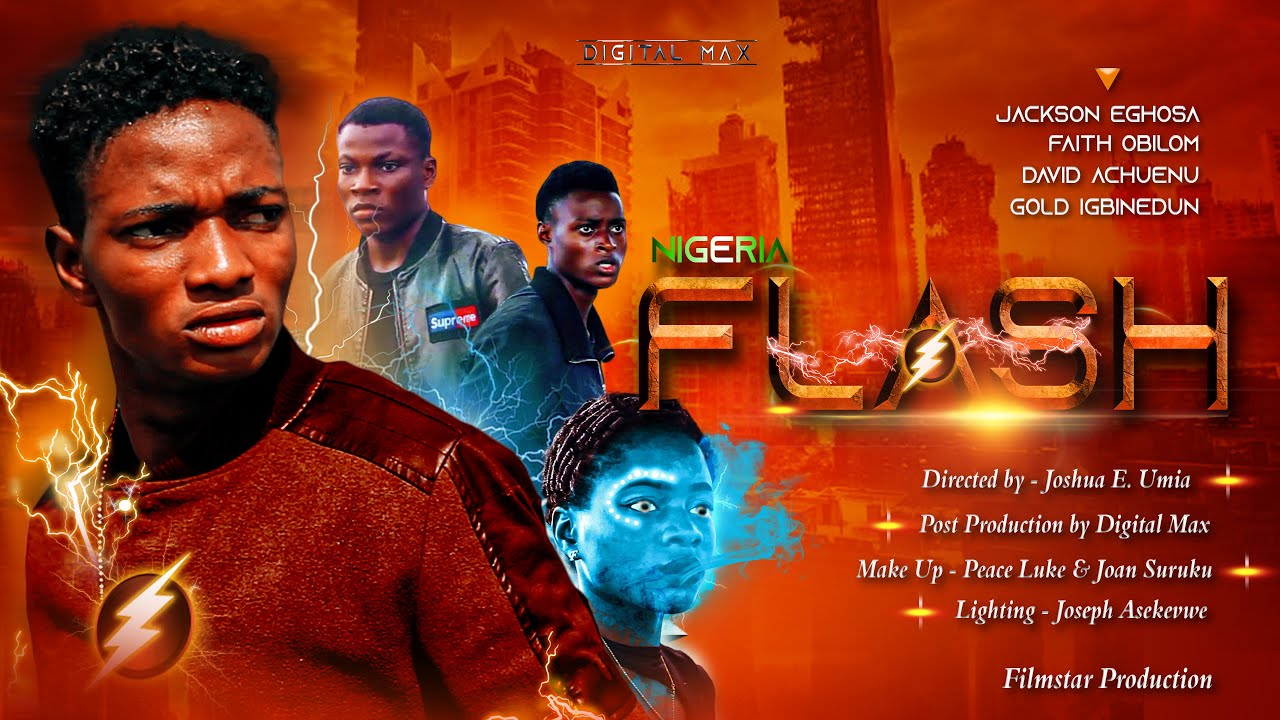Nigeria Flash (Award Winning Short Film)