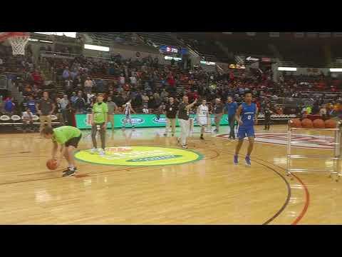 VIDEO: Class 4A boys 3-point shootout