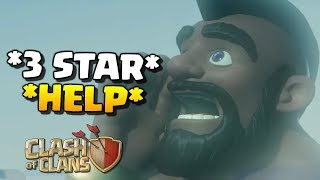THIS CLASH OF CLANS STRATEGY WILL HELP YOU 3 STAR! TH10 & TH11 Hog Attack Strategy | CoC