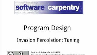 Program Design - Episode 11 - Tuning