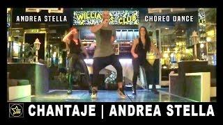CHANTAJE  Shakira Ft Maluma   ANDREA STELLA   BALLI DI GRUPPO 2016