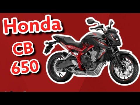 ????Honda CB 650 Pintura Personalizada 2016
