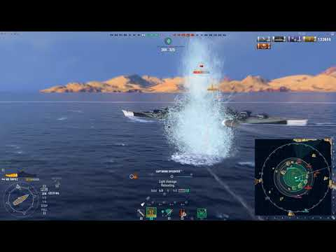 Graf Zeppelin Disaster and the Future of Carriers (Radar, Passive Games, etc.)