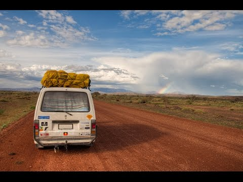 Australia Road Trip - 2 Years Working Holiday Visa