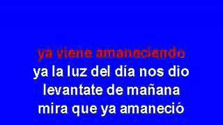 Banda Machos Las mañanitas karaoke dj scorpion