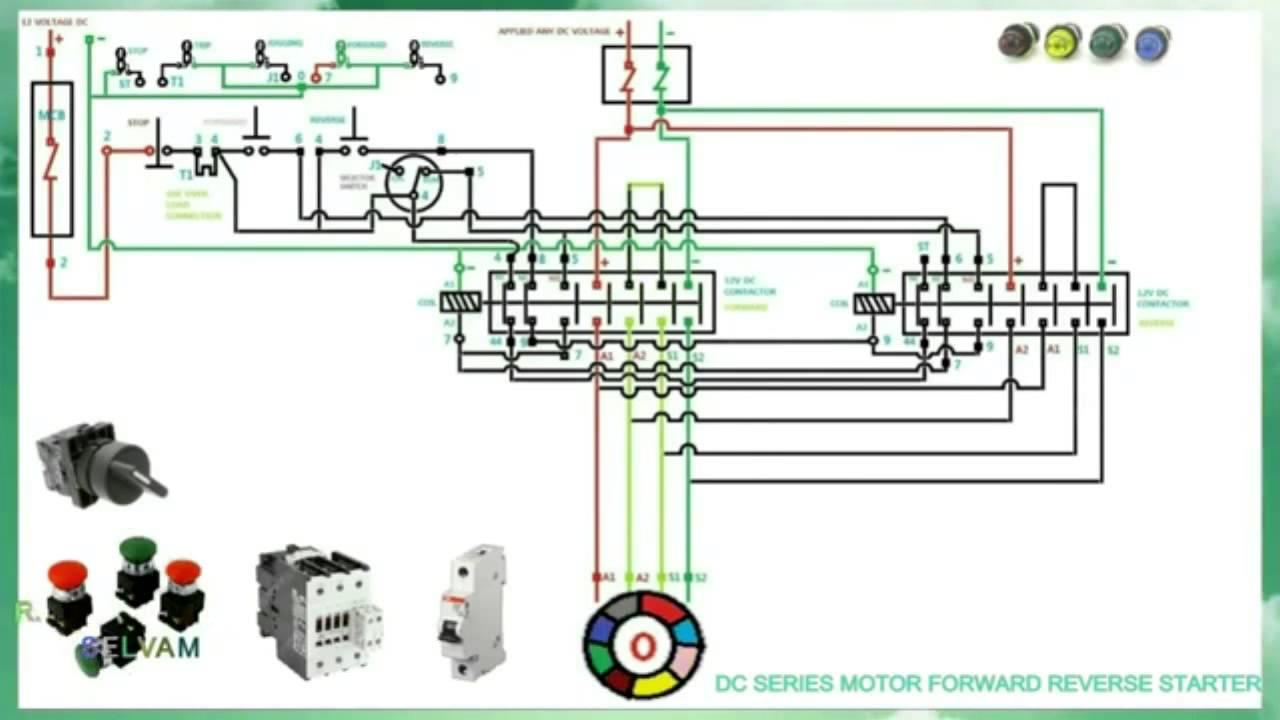 Two Speed Motor Starter Wiring Diagram