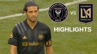 Inter Miami Cf Vs Los Angeles Fc Highlights   Mls 01/03/2020