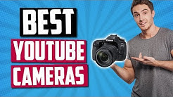 Best Cameras For YouTube in 2020 [Top 5 Picks For Vlogs & Filming]