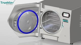 Table Top Autoclave, Steam Sterilizer, Vacuum Autoclave, Vacuum Sterilizer Manufacturer, Trueklav