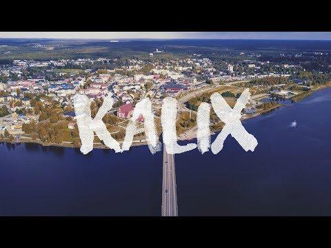 KALIX  FRÅN  LUFTEN