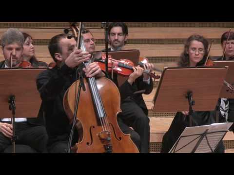 Razvan Suma & Romanian Radio Chamber Orchestra/Cristian Orosanu play John Ireland Cello Sonata
