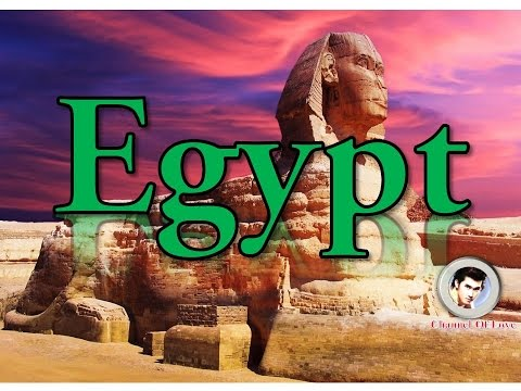 Traveling video in Egypt | Beautiful places travel world or earth #016