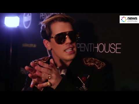 Milo Yiannopoulos lands in Sydney with a bang