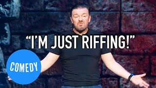 Ricky Gervais On Gay Marriage Laws In California | BEST OF SCIENCE | Universal Comedy