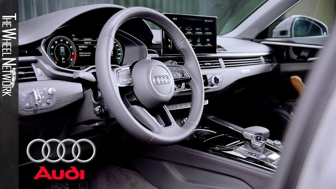 Review 2020 Audi A4 Sedan And A4 Allroad What Car Companies Can
