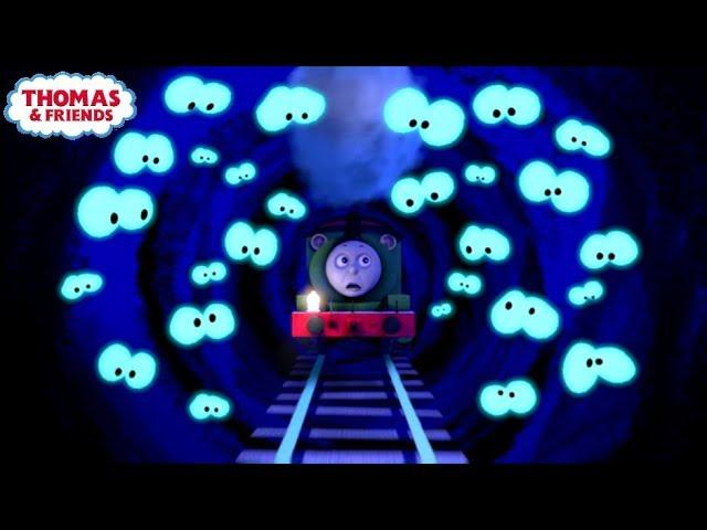 A Spooky Thomas & Friends Video