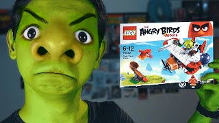 lEGO Angry Birds - НАБОР НА ОБЗОР (75822)