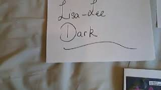 Watch Lisa Lee Dark Signore Ascolta video