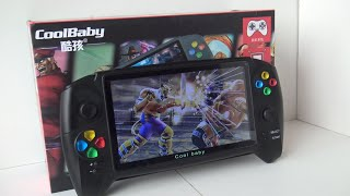 RS-08 Cool Baby .... 7 inch Retro Handheld !!