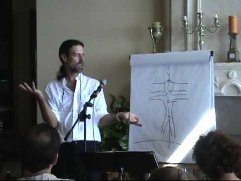 Energy Healing lecture by Steven Kelley part 3 of 3