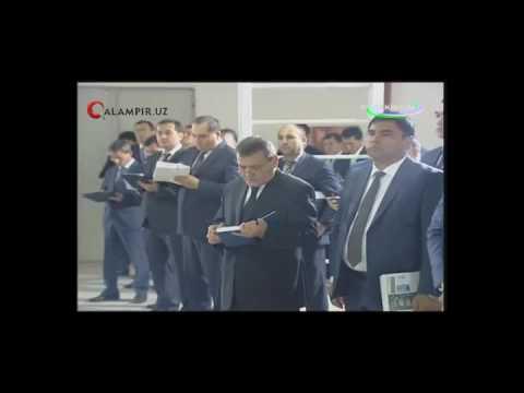Qalampir.uz -Президентнинг Чилонзорга ташрифидан батафсил видеорепортаж
