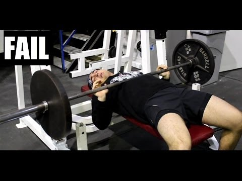 How to Safely Bench Press HEAVY Alone (Without a Spotter)<a href='/yt-w/Ru0scbx8DuI/how-to-safely-bench-press-heavy-alone-without-a-spotter.html' target='_blank' title='Play' onclick='reloadPage();'>   <span class='button' style='color: #fff'> Watch Video</a></span>
