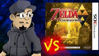 Johnny vs. The Legend of Zelda: A Link Between Worlds