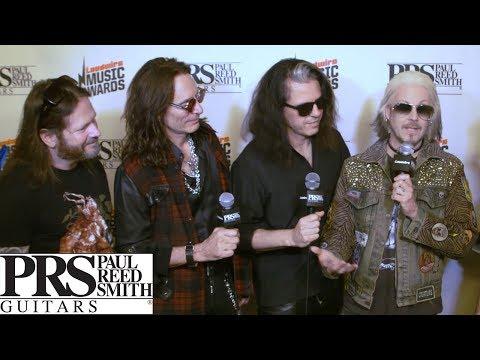 Steve Vai, John 5, Gary Holt + Alex Skolnick Praise Zakk Wylde + Tony Iommi
