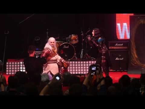 related image - Toulouse Game Show 2016 - Concours Cosplay Groupe - 06 - The Witcher 3