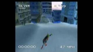 Jonny Moseley Mad Trix PlayStation 2
