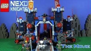 LEGO NEXO KNIGHTS The MOVIE.