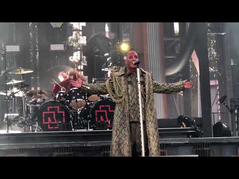 Rammstein «Live in Finland 2019» 10.08 Tampere. video: Alex Kornyshev