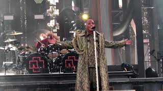 Rammstein «Live in Finland 2019» 10.08 Tampere. video: Alex Kornyshev