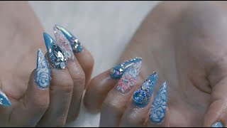 Jenny Bui Shows WWD What Goes Into Cardi B's 3 Hour Manicure