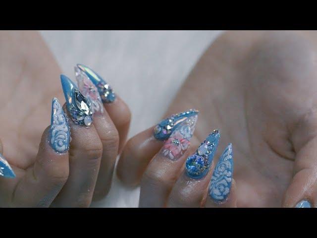 Nail Artist Jenny Bui Shows Us How to Get Cardi B Claws – WWD