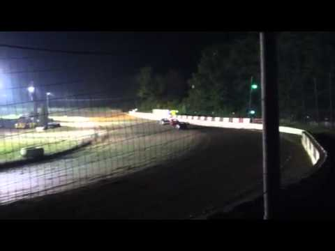 Penn Can Speedway 5-25-12 4 cylinders