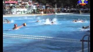 Κύπελ Ελλάδ Water Polo, Final 4, Παναθηναικός - Ολυμπιακός, Περ 2
