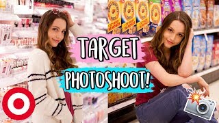Target Photoshoot Challenge! Ugly Location Photo Challenge!