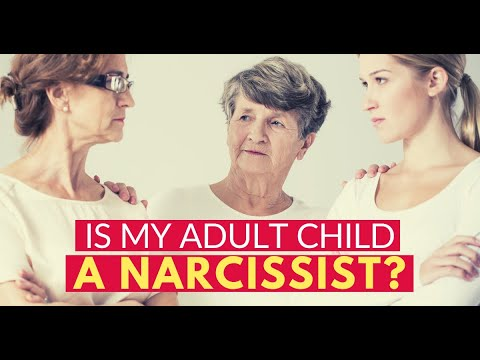 Is My Adult Child A Narcissist? When Helping Them Is Hurting You