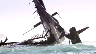 Capsizing a Multi-Million Dollar America's Cup Yacht