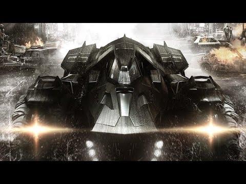 BATMAN ARKHAM KNIGHT Trailer [Batman Game - 2014]