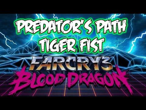 Far Cry 3 Blood Dragon Gameplay Walkthrough Part 11 Predator S Path Tiger Fist Youtube