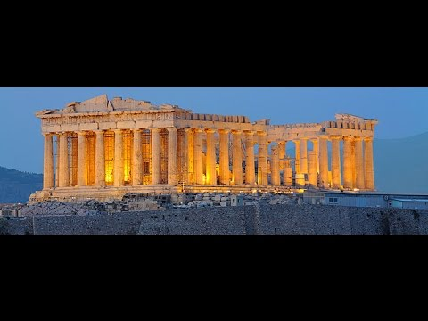 The Acropolis Parthenon and the  Elgin Marbles