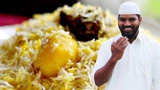 Aloo dum biryani recipe    Potato biryani   Nawabs kitchen